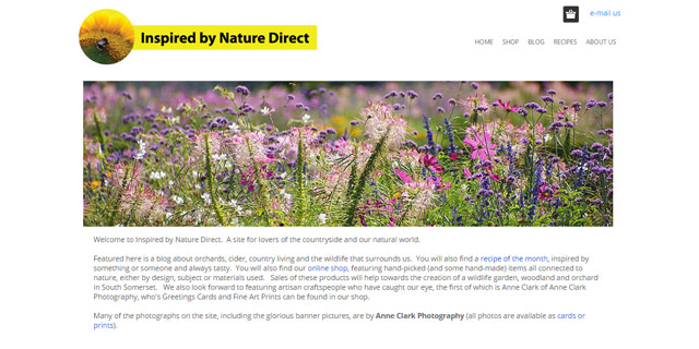 Inspired by Nature Direct